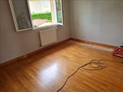 Exemple de réalisation de petits travaux n°3461 à Vienne par Menuiserie Vairai