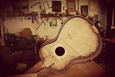 Photo de réparation d'instrument de musique n°347 dans le département 30 par Farenc Lutherie