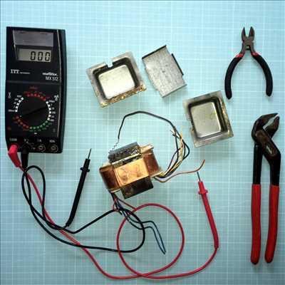 Photo de réparation de matériel électrique n°3470 à Nantes par le réparateur Olivier   Bourgeois