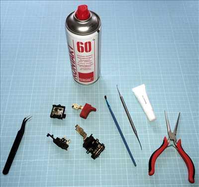 Photo de réparation d'électroménager n°3472 à Nantes par Olivier   Bourgeois