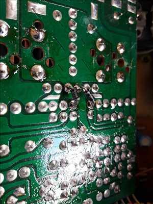 Photo de Réparation de matériel hifi n°3500 à Coulommiers par Infotronix