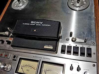 Photo de Réparation de matériel hifi, matériel audio n°3503 dans le département 77 par Infotronix