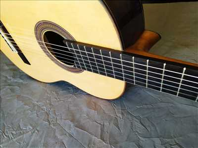 Exemple de réparation d'instrument de musique n°353 à Alès par Farenc Lutherie