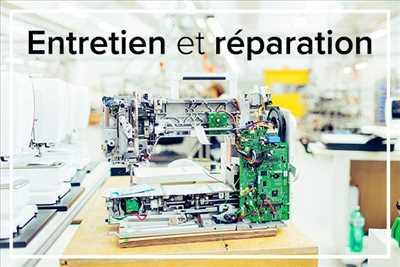 Photo de réparation de machine à coudre n°3534 à Rennes par le réparateur aventure couture