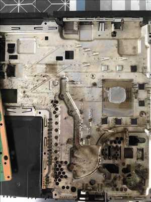 Photo de réparation de console de jeux n°3540 à Créteil par Gaillac