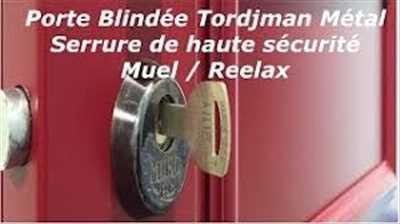 Photo de réparation de porte et de serrure n°3566 à Marseille par le réparateur Thomas