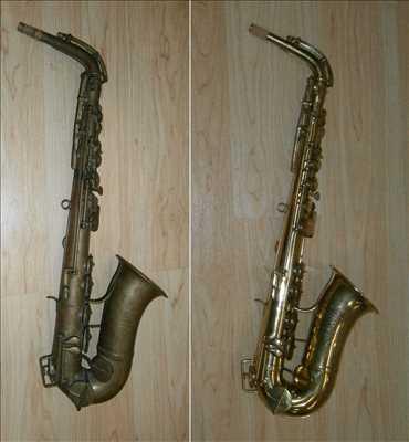 Photo de réparation d'instruments de musique n°358 à Dole par le réparateur CRESCENDO