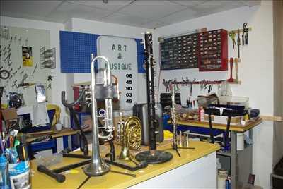 Exemple de réparation d'instrument de musique n°3581 à Valenciennes par dominique