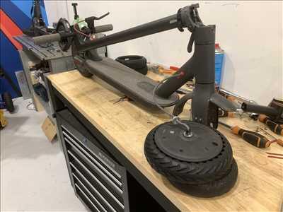 Photo de réparation de trottinette électrique n°3584 à Mulhouse par ELEQTRON (Trott Store)