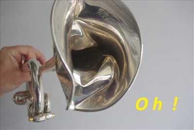 Photo de réparation d'instruments de musique n°3586 à Valenciennes par le réparateur ART ET MUSIQUE