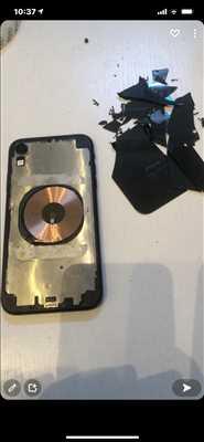 Photo de réparation de smartphone n°3627 dans le département 13 par Mickael