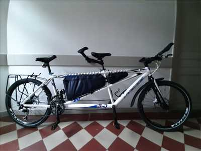 Photo de réparation de vélo n°3632 à Hendaye par Matthieu