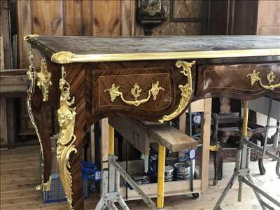 Exemple de restauration de meuble ancien n°3645 à Beaupréau-en-Mauges par Ébénisterie Leblanc