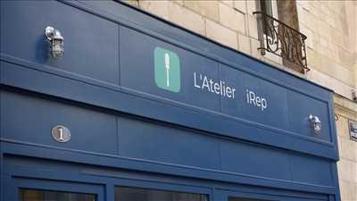 Exemple de réparation de smartphone n°365 à Bordeaux par iRep