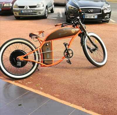 Photo de réparation de vélo n°3650 à Cannes par le réparateur Doctor trott
