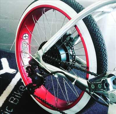 Photo de réparation de bicyclette n°3659 dans le département 6 par Doctor trott