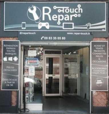 Photo de réparation de téléphone n°3668 à Hénin-Beaumont par Repar-Touch