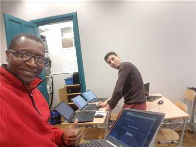 Photo de réparation d'ordinateur n°371 dans le département 75 par ParisITservices
