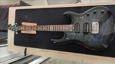Photo de réparation d'instrument de musique n°3715 dans le département 972 par Esprit Guitare