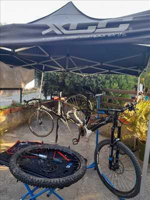 Photo de réparation de vélo n°3742 à Perpignan par le réparateur Forest Aventure - Le bike