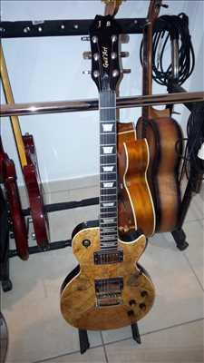 Exemple de réparation d'instrument de musique n°3757 à Mandelieu-la-Napoule par Guit'Art jB