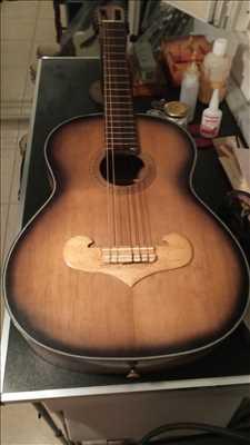 Photo de réparation d'instruments de musique n°3760 à Mandelieu-la-Napoule par Guit'Art jB