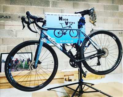 Photo de réparation de vélo n°3762 à Dijon par le réparateur Nico Vélos
