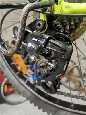 Exemple de réparation de bicyclette n°3765 à Dijon par Nico Vélos