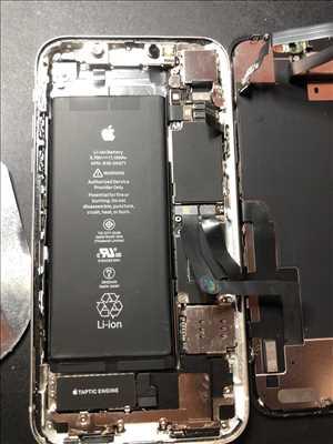 Exemple de réparation de smartphone n°3769 à Pointe-à-Pitre par Gwada Info Services