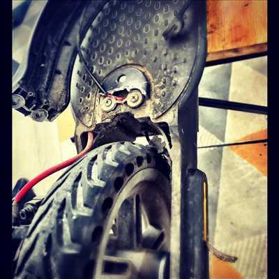 Photo de réparation de trottinette électrique n°3778 à Lille par le réparateur Trottilove
