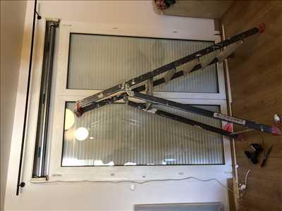Exemple de réparation de porte d'entrée et de serrure n°3785 à Montauban par Re-stores.fr