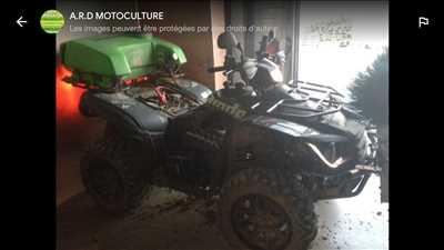 Photo de réparation de quad n°3795 dans le département 30 par A.R.D MOTOCULTURE