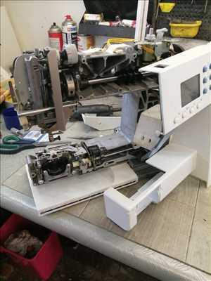Photo de réparation de machine à coudre électrique et électronique n°3799 dans le département 34 par l 'atelier de Michel