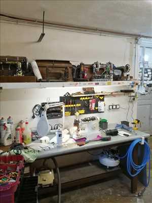 Photo de réparation de machine à coudre électrique et électronique n°3803 dans le département 34 par l 'atelier de Michel