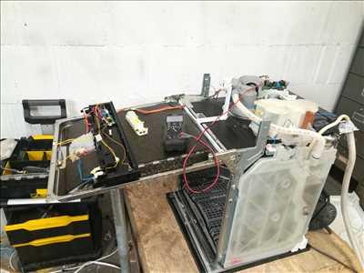 Photo de réparation d'électroménager n°3812 à Lodève par PROELEC34