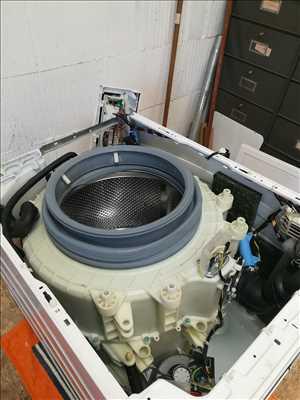 Photo de réparation d'électroménager n°3816 à Lodève par PROELEC34