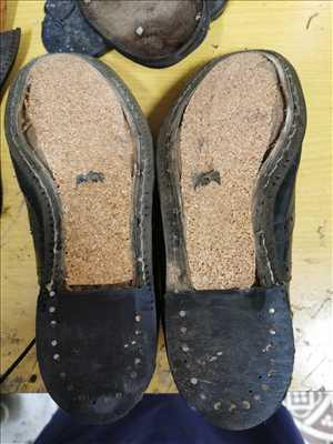 Exemple de réparation de chaussures (cordonnerie) n°3821 à Montluçon par O'Bouif