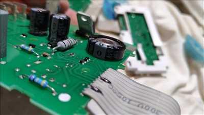 Photo de réparation de carte électronique n°3830 à Fleury-les-Aubrais par le réparateur ReparElec45