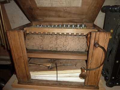 Photo de réparation d'instruments de musique n°3836 à Carpentras par Michel