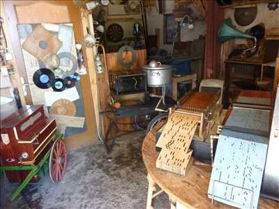 Exemple de réparation d'instrument de musique n°3837 à Carpentras par Michel