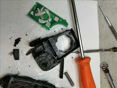 Photo de réparation de clé de voiture n°384 à Limoges par PATRICK
