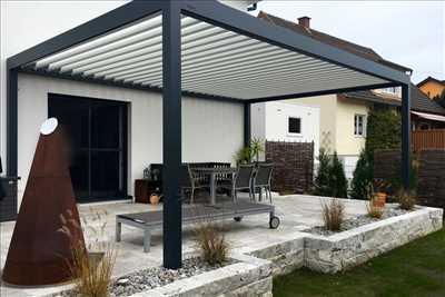 Exemple de réparation de stores n°3845 à Saint-Herblain par Pergola Bioclimatique