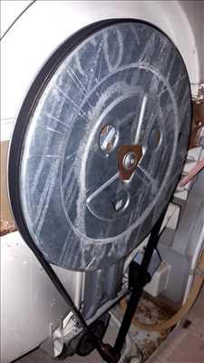 Photo de réparation d'électroménager n°3854 à Canet-en-Roussillon par le réparateur Cédric