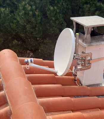 Photo de réparation de télévision n°3856 à Canet-en-Roussillon par Cédric