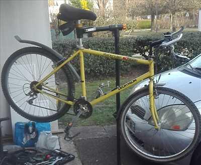Exemple de réparation de bicyclette n°3865 à Coulommiers par repar'coul