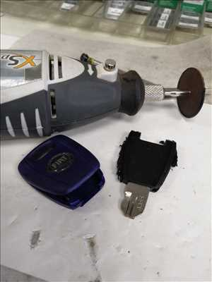 Photo de réparation de clé auto n°387 dans le département 87 par sarl services minutes pat