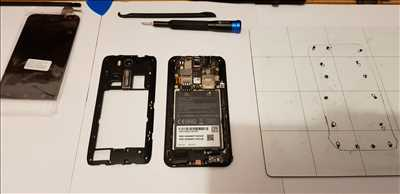 Exemple de réparation de smartphone n°3873 à Béziers par E-Repair Home