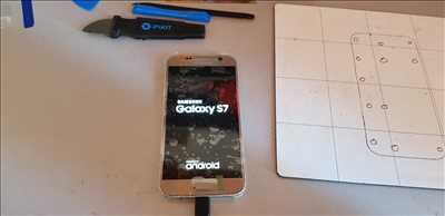 Photo de réparation de téléphone n°3876 à Béziers par E-Repair Home