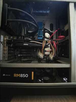 Photo de réparation et assistance informatique n°3884 à Quimper par RL INFORMATIQUE