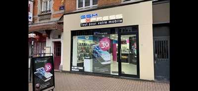 Exemple de réparation de smartphone n°3893 à Lille par GSM EXPRESS